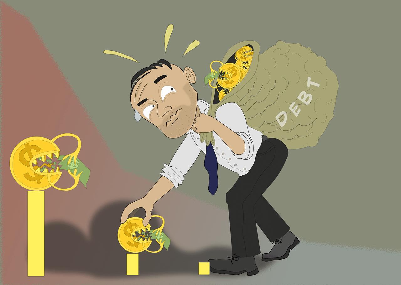 debt, loan, credit
